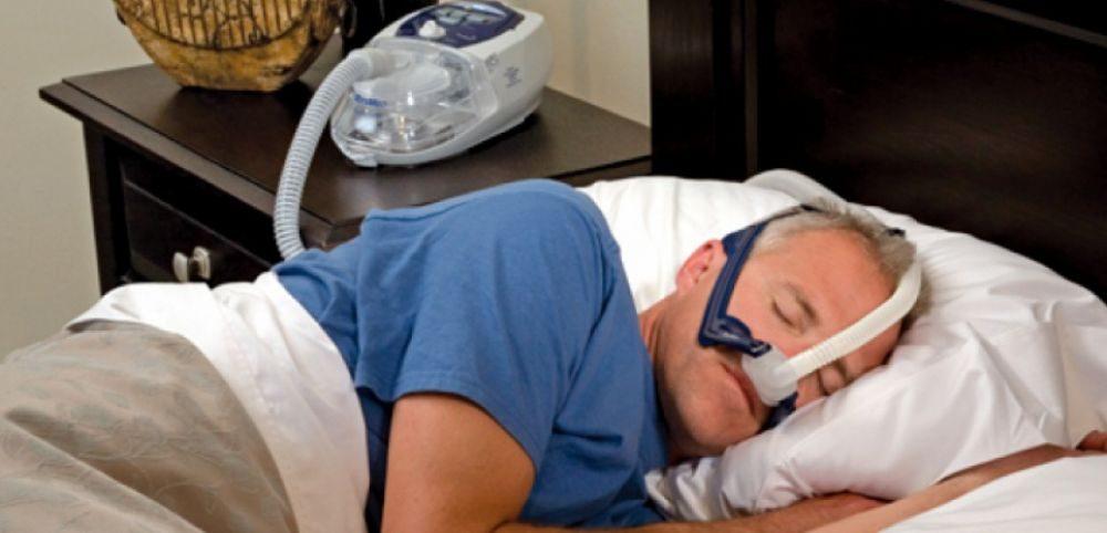 Apnees du sommeil PPC